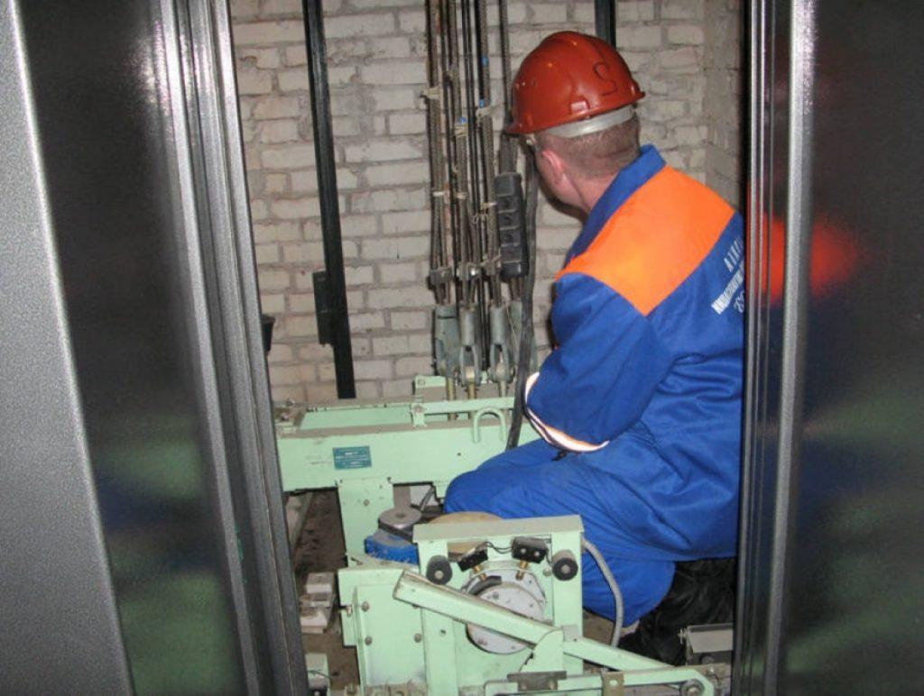 обучение на лифтера